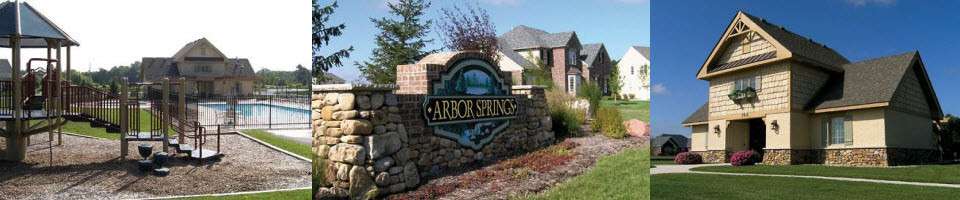 Arbor Springs HOA - A community located in Brownsburg, Indiana